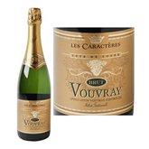 Vouvray Vin mousseux Vouvray Brut AOC - 75cl