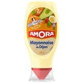 Amora Mayonnaise Amora 100% oeuf flacon - 395g