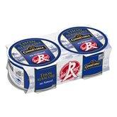 Connetable Thon Albacore Connetable Label Rouge Au naturel - 2x112g